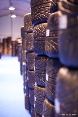 Thank you to the Michelin team who let me wander round and capture these
