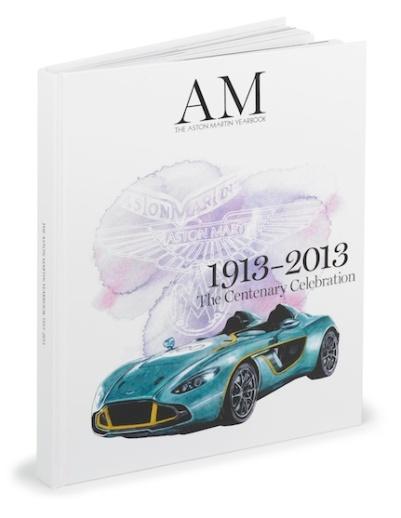 Aston Martin - The Centenary Celebration