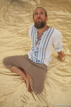 Sound Therapy in the Golden Pyramid