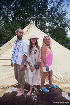 Chill out at Festival Therapy